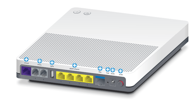 swisscom internet box 2 manual