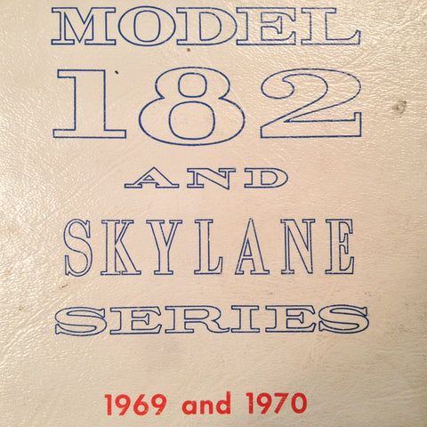 1973 cessna 172 owners manual
