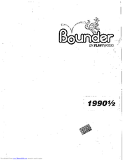 1990 fleetwood bounder owners manual