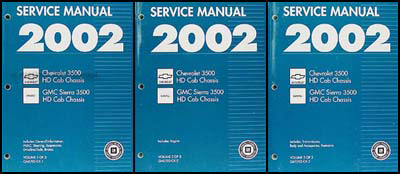 2002 chevy silverado owners manual