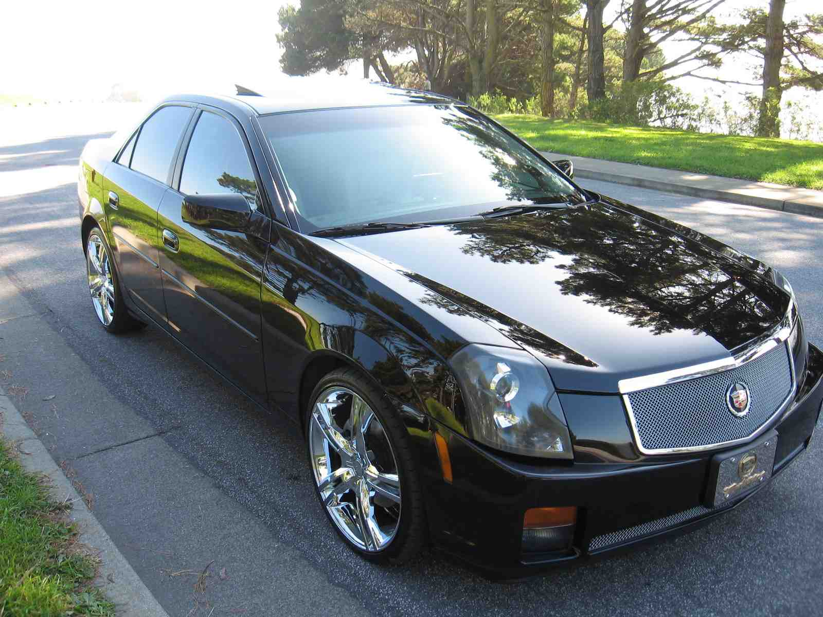 2003 cadillac cts owners manual free