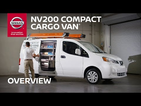 2019 nissan nv200 owners manual