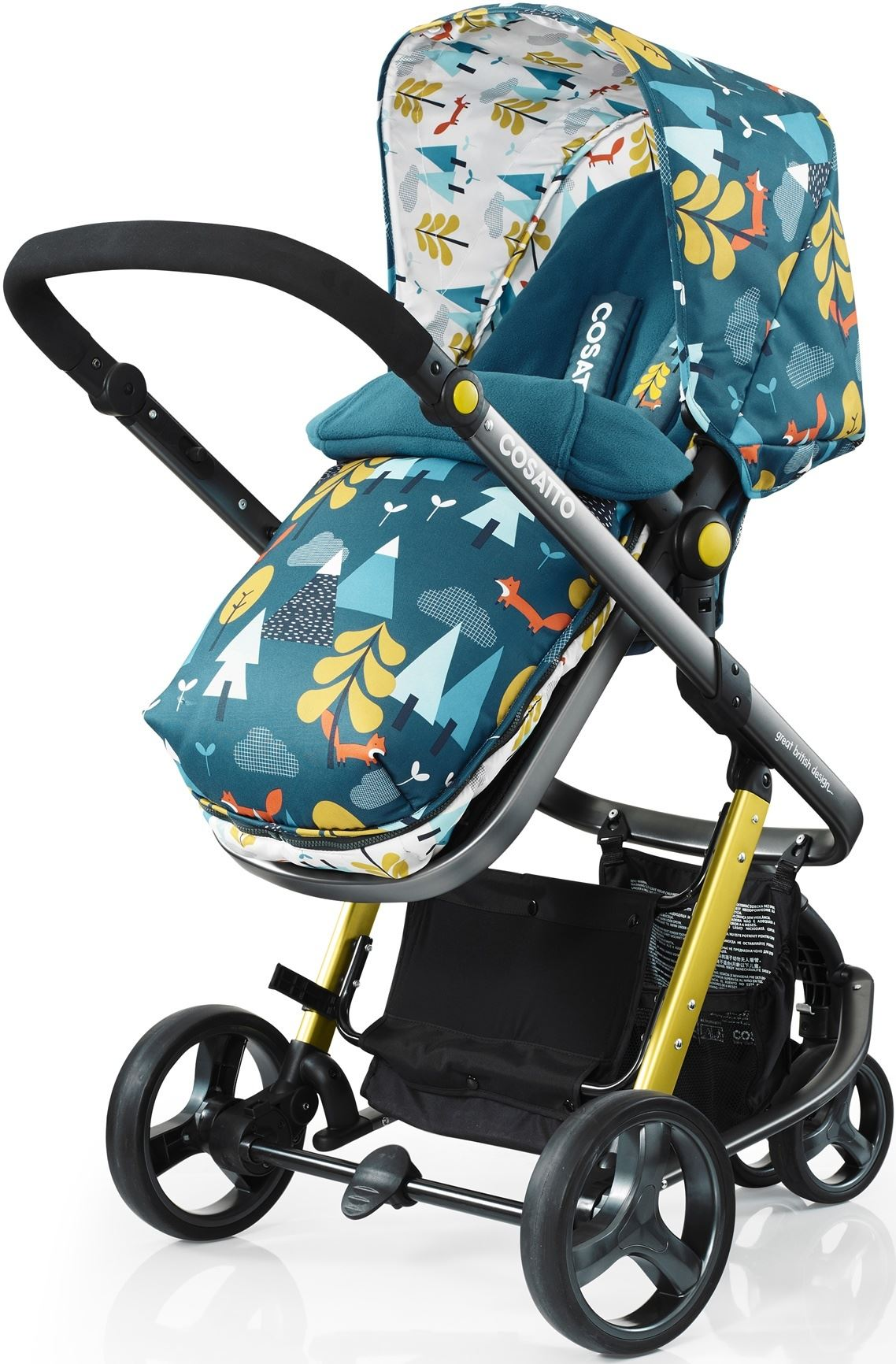 cosatto giggle 2 travel system manual