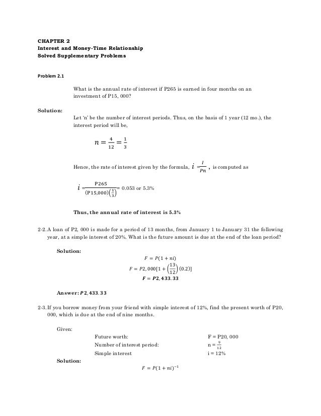 engineering economy 8th edition solution manual chapter 2