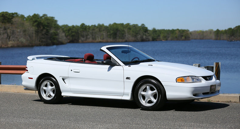 1995 ford mustang convertible owners manual