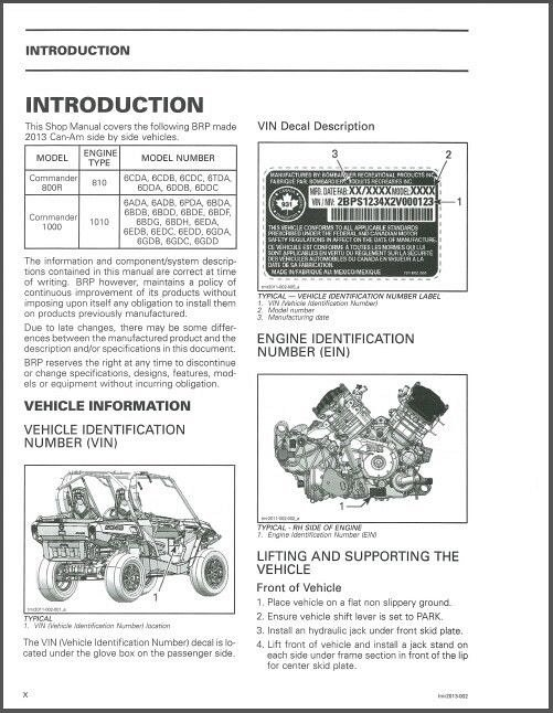 can am ryker owners manual pdf