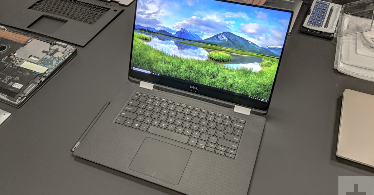 dell xps 13 2 in 1 user manual