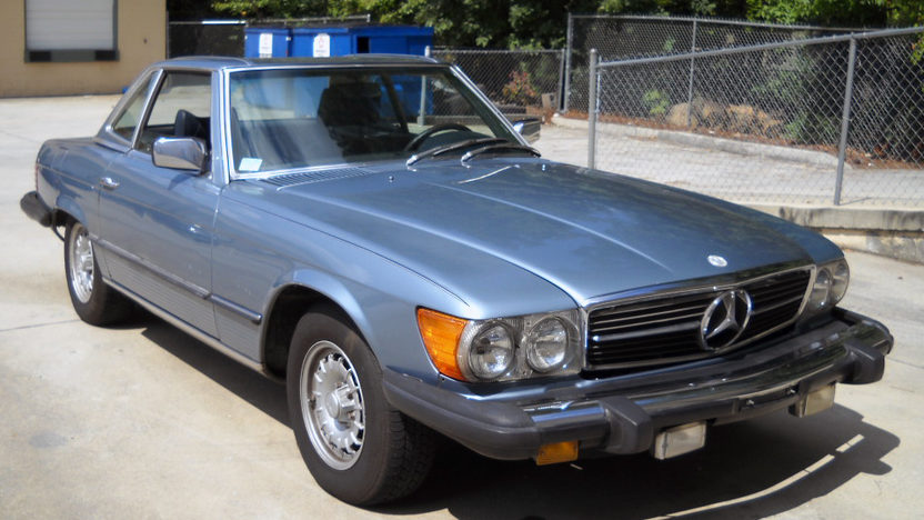 1978 mercedes 450sl owners manual
