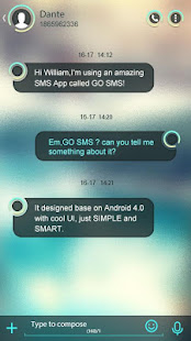 go sms pro user manual