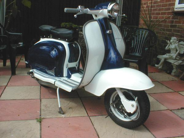 lambretta li 150 series 2 shop manual